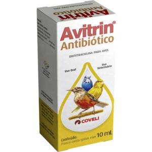 Avitrin Antibiótico Coveli – 10 mL
